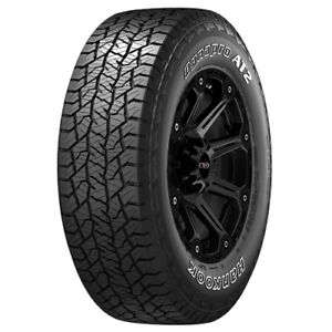 4 lt265 70r17 Hankook Dynapro At2 Rf11 121 118s E 10 Ply White Letter Tires