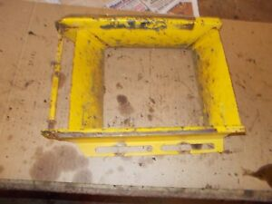 Ihc International Cub 154 Tractor Ihc Main Seat Mounting Bracket