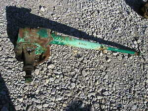 Hart Parr rowcrop Tractor original steering shaft and steering gear box assembly