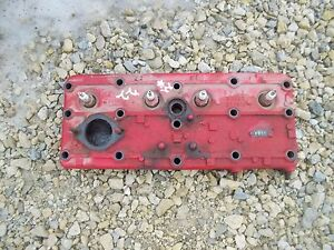 Massey Harris 22 Tractor Good Original Mh Engine Motor Cylinder Head