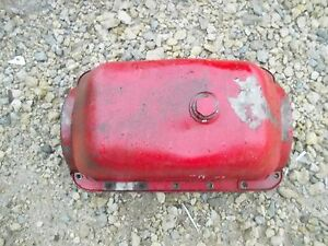 Massey Harris 22 Tractor Original Good Mh Engine Motor Oil Pan Drain Plug