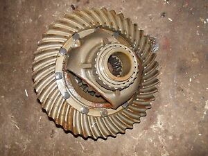 Massey Harris 22 Tractor Originl Mh Main Transmission Pinion Drive Gear Assembly