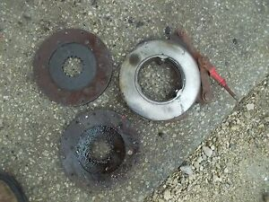 Massey Harris 22 Rc Tractor Mh Disc Disk Brake Brakes Left Side Assembly Parts