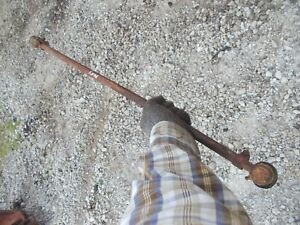 Massey Harris Mh Pony Tractor Main Long Steering Control Tie Rod Arm
