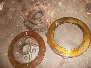 Massey Harris 22 Tractor Mh Disc Disk Brake Brakes Right Side Assembly Parts