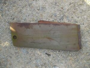 Massey Ferguson 175 Tractor Left Hood Side Cover Panel