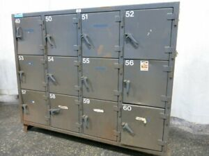 Stronghold Cabinet 12 Doors 12090970625