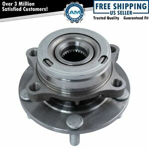 Wheel Bearing Hub Assembly Front Driver Or Passenger Side For G35x Awd