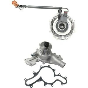 Water Pump For 2007 2010 Ford Explorer Sport Trac Kit