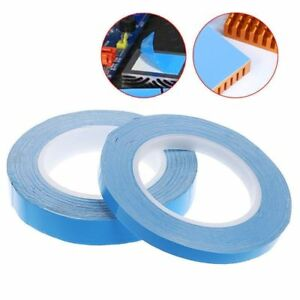 Adhesive Tape Transfer Heat For Led Pcb Heatsink Cpu Thermal Conduct Double Side