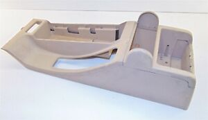 Center Console Housing W Armrest Beige 51168217942 Bmw E46 323 325 328 330 M3