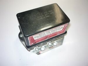 1955 Packard New Voltage Regulator