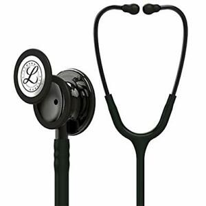 Littmann Classic Iii Monitoring Stethoscope Smoke finish Black Tube 27 Inch