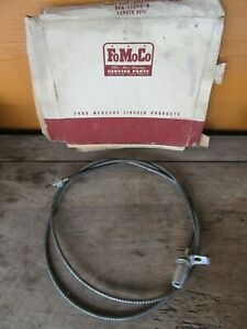 Nos Oem Ford 1949 1956 Speedometer Cable Housing 80 3 4 Fordomatic