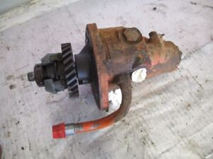 Allis Chalmers D17 Tractor Power Steering Pump