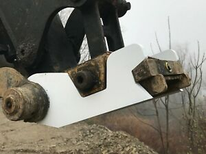 John Deere 27 35 Zts 110tlb Wedge Quick Change Bucket Attachment Ears