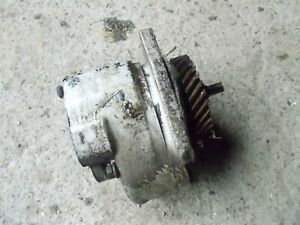 Farmall 400 450 Ih Ihc Tractor Live Hydraulic Pump Good Drive Gear Bolts
