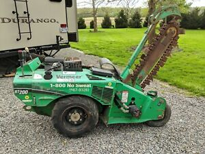 Rt200 Vermeer 2012 Trencher 6 Wide Combo Chain 42 Bar Kohler Ditch Witch Case