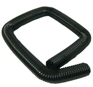 2 5 Black Flexible Heater A C Duct Hose Defroster Nos For Buick