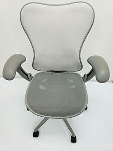 Herman Miller Mirra Fully Adjustable Ergonomic Chair Refurbished Aeron Eames