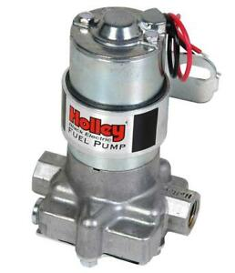 Holley 140 Gph Black Series Electric Fuel Pump 12 815 1 Fuel Pump Only