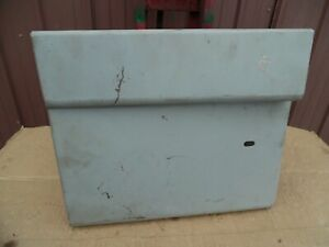 John Deere 40 320 420 Tractor Battery Side Cover Tool Box Part