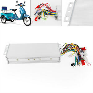 1500w E bike Scooter Brushless Dual mode Smart Measure Dc Motor Speed Controller