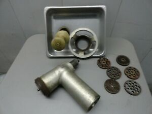 Meat Grinder Attachment 12 Fis Hobart Buffalo Choppers mixers