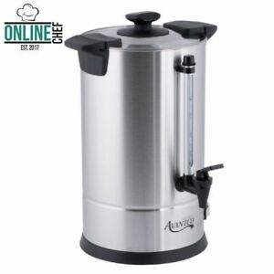 Commercial Coffee Maker Machine Urn Brewer Warmer Electric Resto Home Nsf 45 Cup