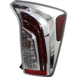 Tail Light For 2012 2015 Toyota Prius Passenger Side