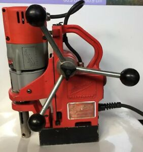Milwaukee Magnetic Drill Press Used Model 4270 20 Electromagnetic Drill Press
