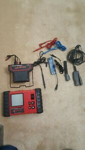 Snap on Mt2400 Vantage Diagnostic Power Graphing Meter Module