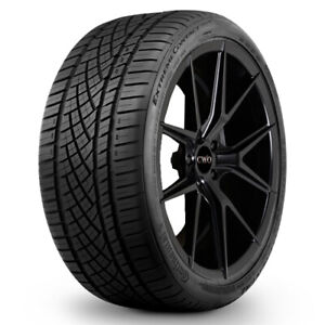 4 225 45zr17 R17 Continental Extremecontact Dws06 91w Bsw Tires