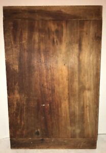 Large Country Kitchen Vintage Rectangular Wood Cutting Board 13 X 20