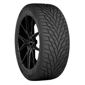 295 45r20 Toyo Proxes St 114v Tire