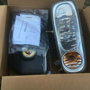 Fisher Western Intensifier Nighthawk Set Of Brand New Plow Lights