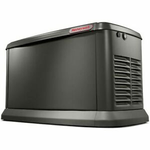Honeywell trade 22 Kw Air cooled Aluminum Home Standby Generator W Wi fi