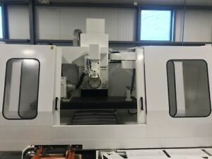 Used Bostomatic Bd605 Cnc Vertical Mill 5 axis Completely Rebuilt 2018 Pristine