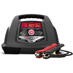 Schumacher Sc1281 6 12v Fully Automatic Battery Charger And 30 100a Engine With