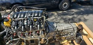 2009 Pontiac G8 L76 Ls2 Engine With Six Speed Auto Transmission 138k