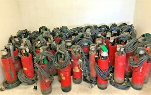 3 Multi quip Submersible Pump 50 Available