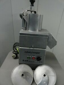 Robot Coupe Heavy Duty R4n Series D Food Processor