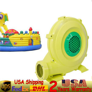 110v 950w Inflatable Blower Pump Fan For Inflatable Jumping Castle Bounce House