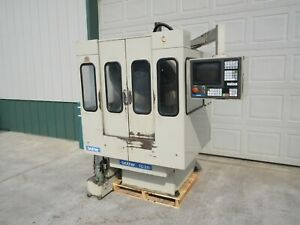 Used Brother Cnc Drill Tap Machine Machining Center Vmc