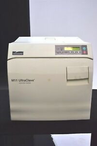 Midmark M11 Ultraclave Dental Autoclave Steam Sterilizer For Instruments