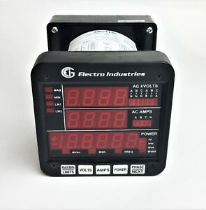 Electro Industries Dmms 300 Multi function Power Monitor 115 Vac 6va