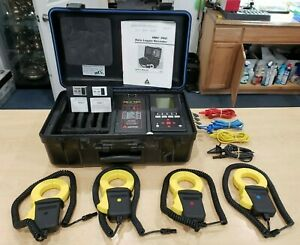 Amprobe Dm ii Pro Data Logger Recorder Pre owned please Read Free Shipping
