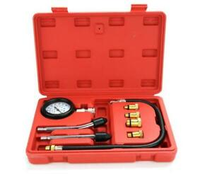 Petrol Engine Compression Leakage Leakdown Detector Cylinder Leak Tester New