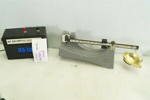 #505 Ohaus Lyman 505 reloading scale