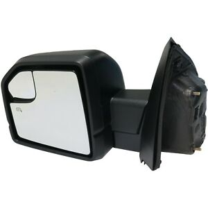 New Mirror Driver Left Side Heated For F150 Truck Lh Hand Ford F 150 Fo1320524